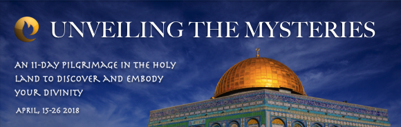 Modern Mystery School - Pilgrimage to the Holy Land